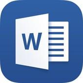 Microsoft Word 2016 VL 16.16.3 для Mac OS X